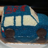 92' Blazer Side view of a blazer i made for my little brothers birthday.