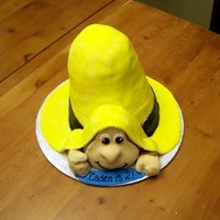 Curious George Thanks to cakesalot13 for the inspiration.