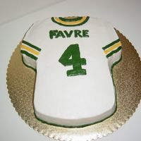 Green Bay Packers Jersey Welcome back, Favre!