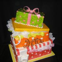 3 Tier Gift Boxes