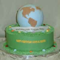 Earth Day/birthday Celebration