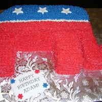 Gop Marble cake all buttercream.