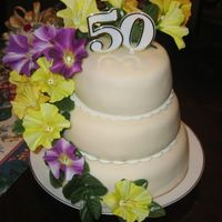 Parents 50Th Anniversary   Made for my in-laws 50th Wedding Anniversary.