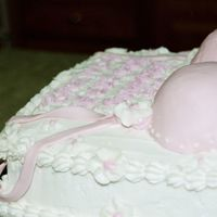 Side Of Bra Cake