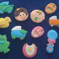 More Cookies   Made these for a demo. So much fun!