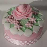 Fondant Decoration/satin Ribbon