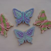 Butterflies   MMF with royal accents