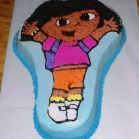 Dora dora pan again...without ryans prints
