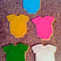 Baby Shower Onsies!