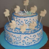 Boy Baby Shower I love using chocolate lollipops!!