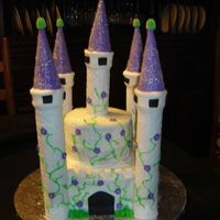 Hailey's Castle Cake Made for my niece's 10th birthday. Of course, I know how many things are wrong with it, but she and everyone at the party absolutely...