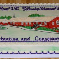Cakes8_145.jpg Another Church building cake. 15 * 22""