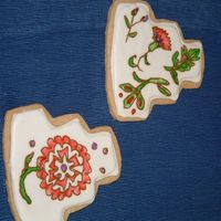 Cookies Made For Cousin's Wedding In Sept I made 250 various cookies with different schemes, cameos as the take home wedding favour as money was donated in the honour of the guests...