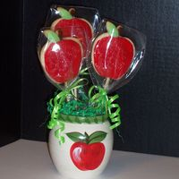 For Teachers Appreciation Week Apples NFSC with RBC
