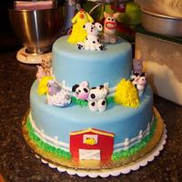 Farm Baby Shower