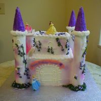 My First Castle I want to keep it!!!! This is for a little girl's 4th b-day.