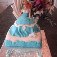 Princess Birthday This was done for my niece who lives out of state...Thanks for looking!!!