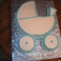 Baby Carriage thie was inspired be a fellow cc member, it turned out adorable and they loved it! Thank you