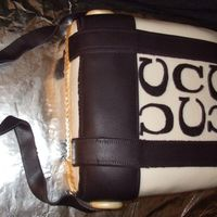 Coach Purse Coach Purse for friends B-day. All made with MMF.