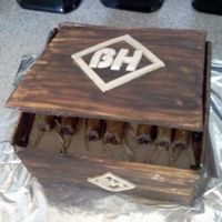 Cigar Box All covered in MMF