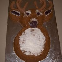 Deer Cake My version of the deer cake. Thanks flayvurdfun.