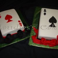 Ace Of Cakes Cakes for a poker player