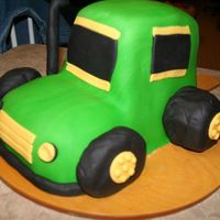 Another Tractor Cake Another tractor cake, pretty popular item