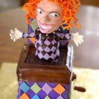 Carrot Top --Other Side borrowing liberally from adven68s stellar work of the jack in the box here is Carrot Top my daughters favorite comedian!box is covered in...