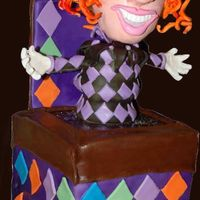 Carrot Top As Jack In The Box borrowing liberally from adven68s stellar work of the jack in the box here is Carrot Top my daughters favorite comedian!box is covered in...