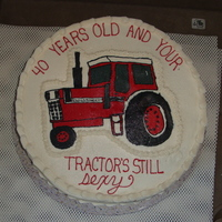 International Tractor For 40 Year Old   FBCT