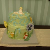 Rainbow Rhymes Cake View 2