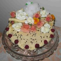 Stage Flower Cake