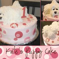 Kate's Puppy Cake