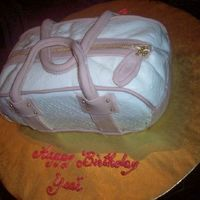 Purse   Purse - Buttercream, trims in fondant