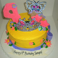 Princess Cake I volunteer cakes for foster children in my area. I enjoyed making it!