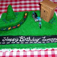 Leonard_Bd1.jpg Birthday cake for my brother's 40th birthday