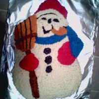 Snowman i just did ths one for fun