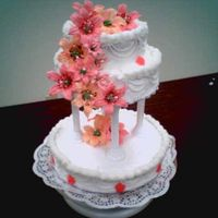 Final Course3 Cake I loved doing this cake.. please le me know what you think..