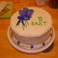This Was The Last Cake We Had To Make In The Wilton Class.