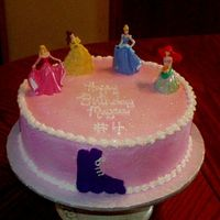 Roller Blades And Princesses?   edible rollerblades