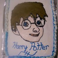Harry Potter this was my first ever FBCT,man it was hard!! it sure doesn't stay frozen long!!! I had to make some corrections but all in all it...