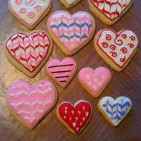 Valentine Cookies NFSC with RI