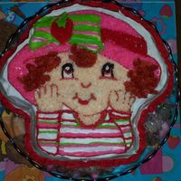 Strawberry Shortcake   Wilton Cake PanStrawberry Shortcake