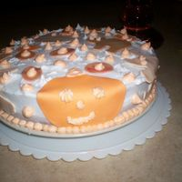 100_4613.jpg First Halloween cake, it tasted better than it looks :)