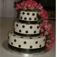 Mmf Birthday Cake I made this MMF Cake for my Aunt's 85th Birthday party. I'm not quite sure what happened to the dots on the top tier, but I like...