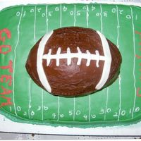 Superbowl Xx I made this cake for my BIL whom had a Superbowl party. They loved it.