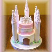 Castle With Tiara