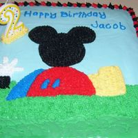 Mickey Mouse Clubhouse Birhtday   My 2 year old just loves Mickey Mouse Clubhouse on the Disney Channel