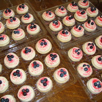 Blueberries The blueberries were originally just added to go with the red, white & blue theme for a 4th of July party, but what an adorable &...
