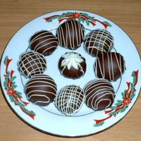 Myfirstcakeballs  I never heard of cake balls-truffles until I visitted this site, and boy was I missing out! This was my first attemp at cake balls and I...